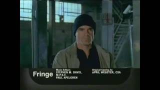 "Fringe 1x04 ""The Arrival"" Promo"