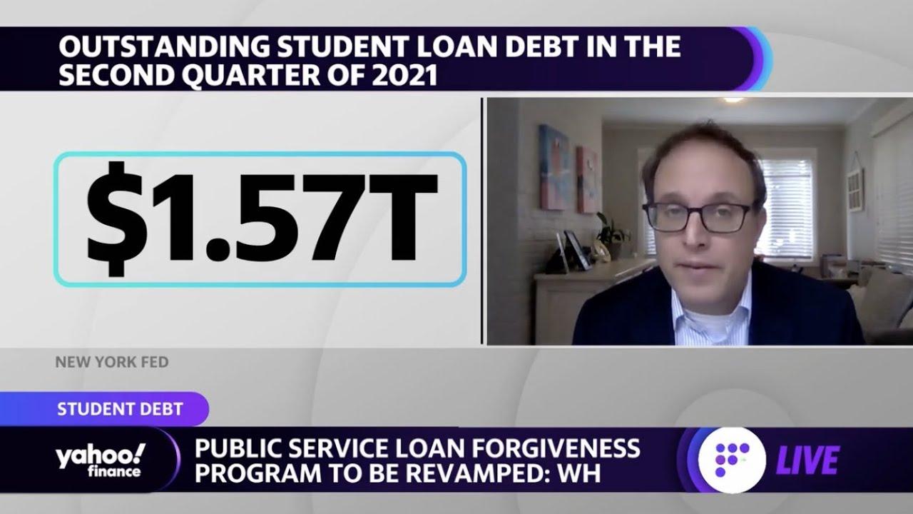 Trainee loan forgiveness: Critics state civil service forgiveness programs are flawed thumbnail
