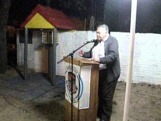 Puesta en valor de la Plaza de Barrio Moreno: La palabra del Intendente