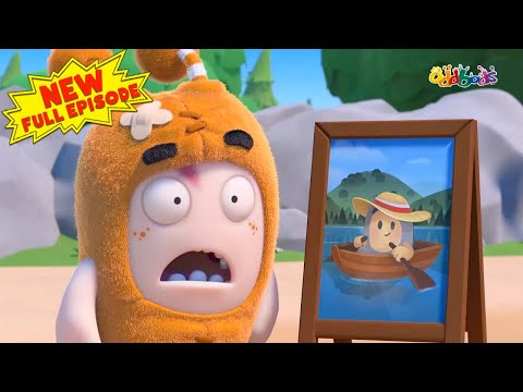 Oddbods | NEW | SELFIE IMAGE | Full EPISODE | Funny Cartoons For Kids