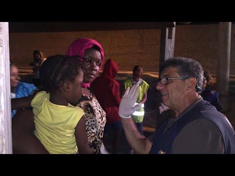 Ο γιατρός των μεταναστών από τη Λαμπεντούζα στην ευρωβουλή…