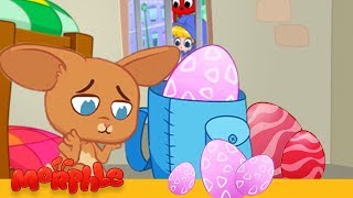 EASTER SPECIAL SUPER MORPHLE - Easter Bunny In Jail   Kids CARTOONS   MOONBUG KIDS - Superheroes