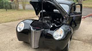 1940 Ford Deluxe for sale near nacogdoches, Texas 75965