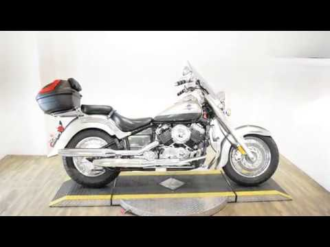 2001 Yamaha V-STAR 650 CLASSIC in Wauconda, Illinois - Video 1