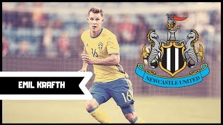 Official: Newcastle sign Emil Krafth