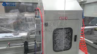 BEIER MACHINERY, 16-63mm pvc PIPE EXTRUSION LINE