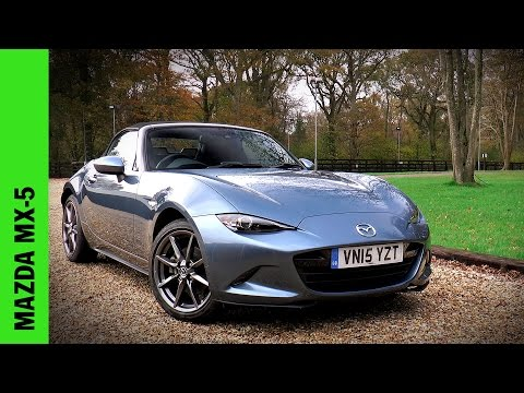 Mazda MX-5 2016 Review
