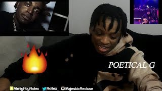 Kodak Black | Poetical G | (Official Music Video) ~ Reaction
