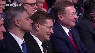 Путин не исключил, что пересядет на электромобиль Tesla: «Мы уже на телеге не ездим!»