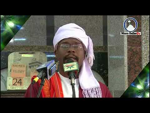 Iweje Twampenda Mtume Haliyakua Hatumfahamu - Sheikh Abdallah Mohammad
