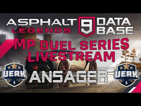 Live Asphalt 9 #8 – Multiplayer Duel Series