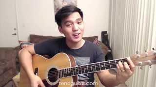 Desert Song Tutorial EASY Tutorial (Hillsong United) - Zeno