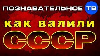 Как валили СССР (Познавательное ТВ, Андрей Фурсов)