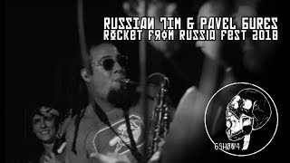 Russian Tim and Pavel Bures Live at Rockets From Russia Fest 2018 #6