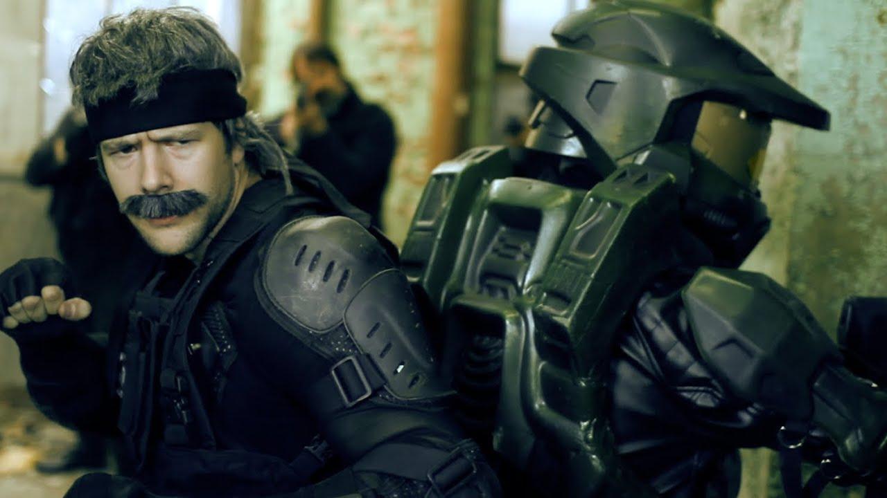 Modern War Gear Solid Saga Introduces… Cardboard Gear!?!
