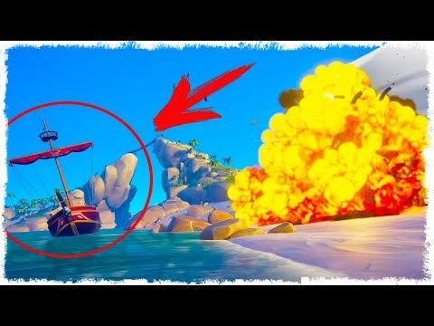 ПИРАТЫ vs СМЕРТЕЛЬНЫЕ ЛОВУШКИ В SEA OF THIEVES!!! ЧАСТЬ #5