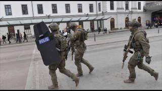 Terrorattack I Stockholm 2017-04-07