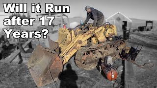 Allis Chalmers HD5 | 2-71 Detroit - Will it Run after 17 Years?