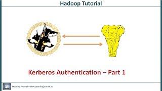 Hadoop Tutorials - Kerberos Authentication - Part 1