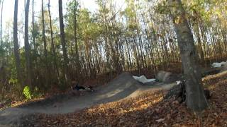 Cannondale F7 BMX trails in Fayetteville