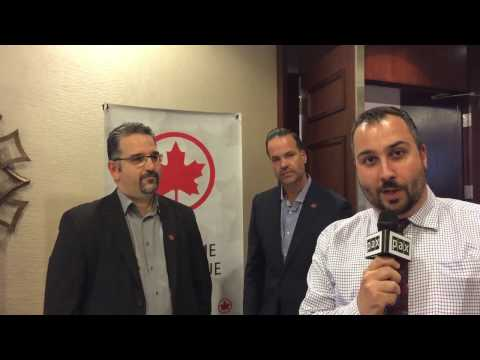 PAX Backstage: ACV's Europe Your Way trade show and presentation