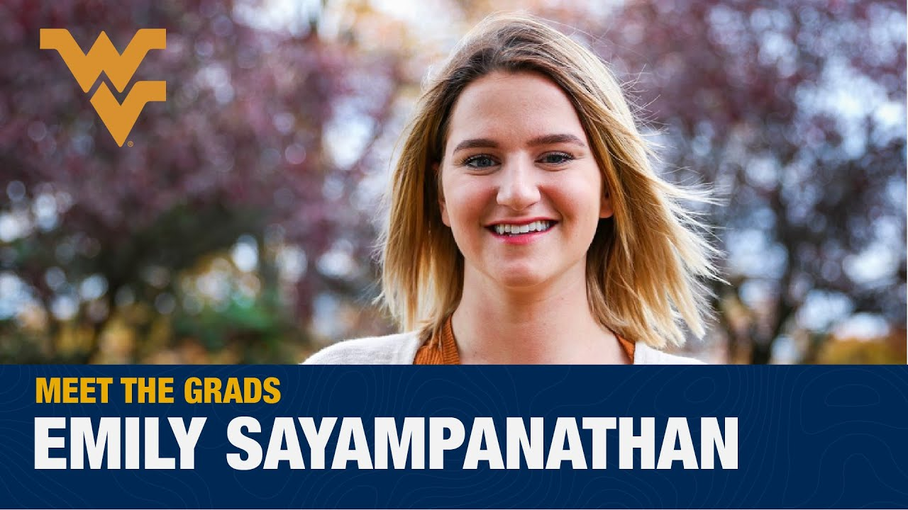 Play MEET THE GRADS: Emily Sayampanathan