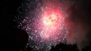 preview picture of video '2012 - Fourth of July Fireworks, Whippany NJ'