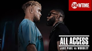 ALL ACCESS: Paul vs. Woodley   Full Episode (TV14)   SHOWTIME PPV