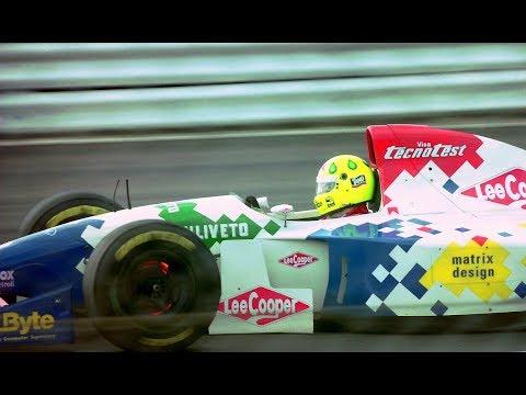 Christian Fittipaldi teve, sim, carreira muito digna na F1 | GP às 10