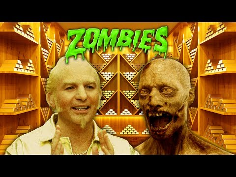 I LIKE GOLD CHALLENGE (Black Ops 3 Zombies)