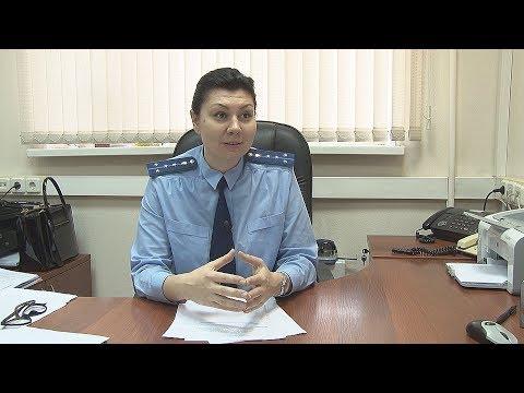 2017 10 27 - Прокуратура об изменении формы справки о доходах (Лобня)