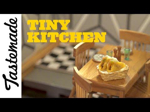 How to Make Tiny Tacos   Tiny Kitchen