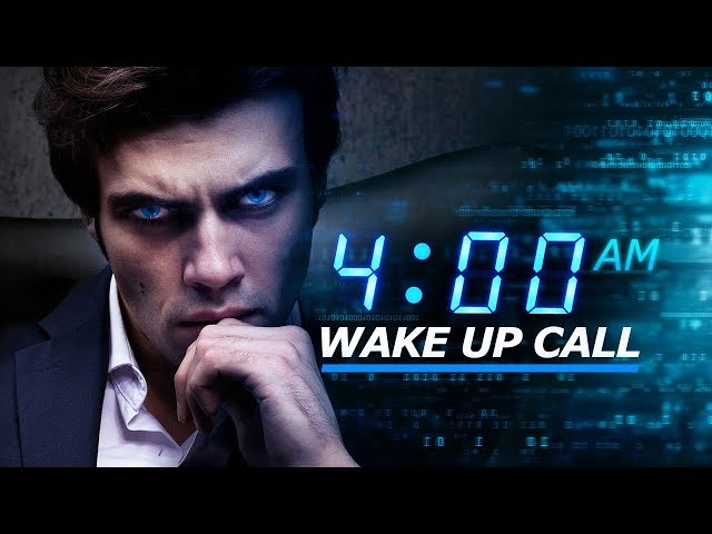 Video Pronunciation of wake up in English