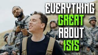 Everything GREAT About Joyner Lucas ft. Logic - ISIS (ADHD)