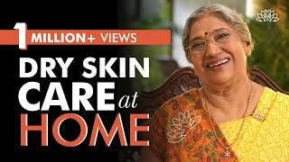 Simple home remedies for dry skin | Dr. Hansaji Yogendra