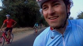 CX Practice on the Bike Trail - VLOG 2.14