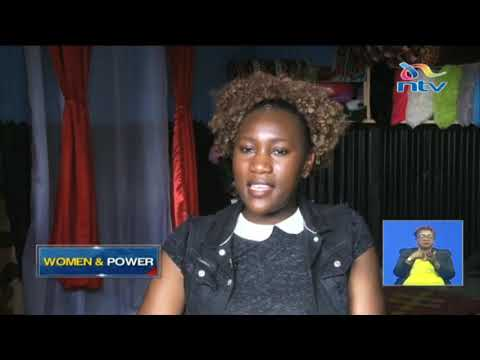 Women & Power: Mercy Achieng creates a haven for creatives in the heart of Kibera