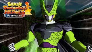 Super Dragon Ball Heroes World Mission - Free Update 5 - SWITCH/PC