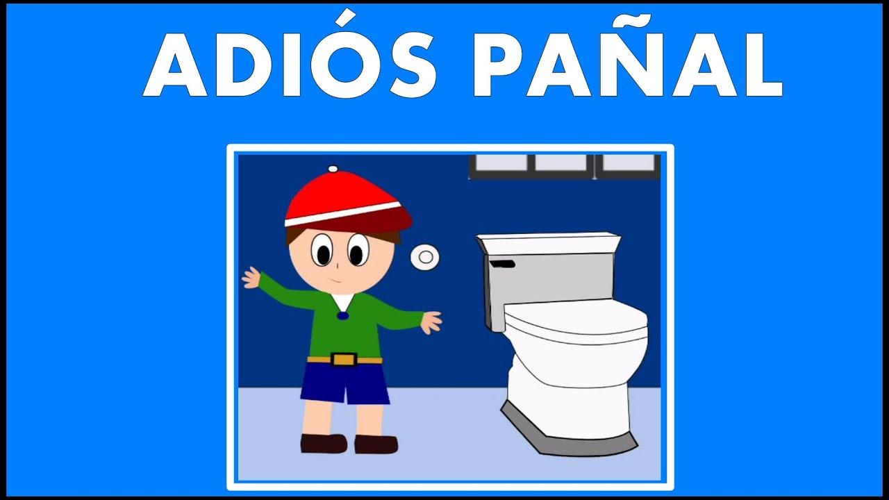 Aprender a ir al Baño Solo - Cómo quitar el pañal - Vídeos educativos para Niñosy Bebés