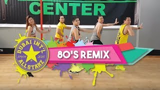 80's and 90's Remix | Dance Fitness | Earl Clinton