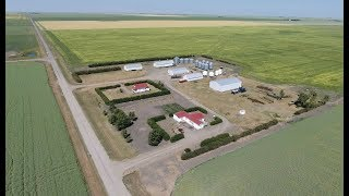 Canadian Farms. Richards Farms. South Saskatchewan. Canada #MYAGROTOURS
