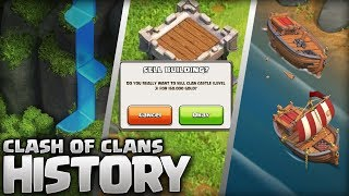 The History of Clash of Clans (2012 -2017) 5 Year Anniversary Special! - dooclip.me