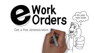 Vidéo de eWorkOrders CMMS