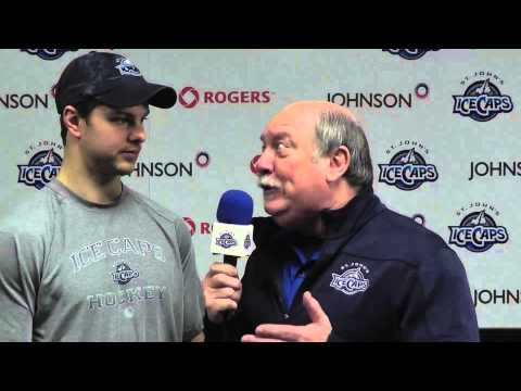 Andrew Gordon - IceCaps 360 (Apr. 15, 2014)