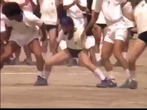 小学生クラス対抗30人31脚全国大会2007