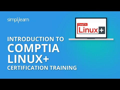 Introduction to CompTIA Linux+ Certification Training - YouTube