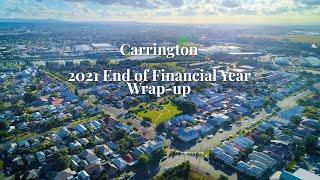 Carrington Quarterly Update with Brett Bailey - July 2021