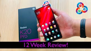 Redmi K20 Pro 12 Week Review - Still the Best of 2019?