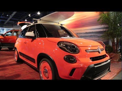 2014 Fiat 500L Adventurer and Thalassa Concepts - 2013 SEMA Show