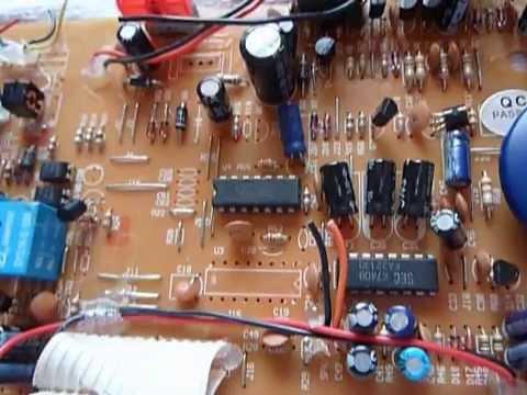 Bauteile der Elektronik in der Praxis